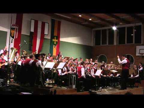 Marktmusikkapelle Sattledt - Highlights from Evita