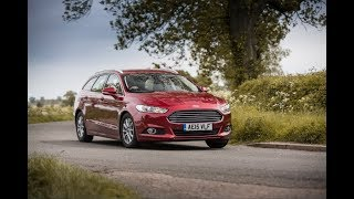 New Car: Ford Mondeo Estate review