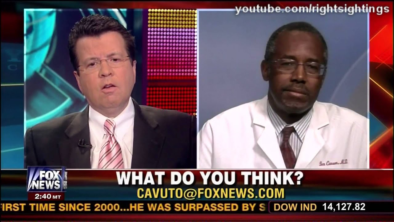 Dr Benjamin Carson on White House Warning to Not fend Obama