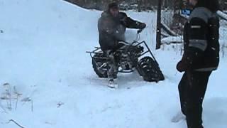 paxus moto, мотоцикл полный привод 2*2.(6 декабря 2013г., 2013-12-04T14:20:23.000Z)