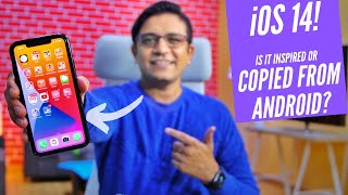 iOS 14 - TOP 10 Best & New Features ⚡ Copied from Android?