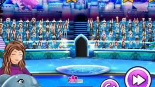 Мультик игра Шоу дельфинов 8 (My Dolphin Show 8)