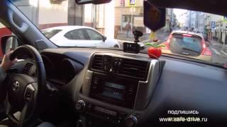 Вождение центр Москва Toyota Land Cruiser Prado (Тойота Ланд Крузер Прадо)