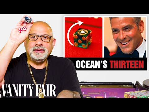 Casino Cheating Expert Reviews Card Counting and Casino Scams From Movies | Vanity Fair