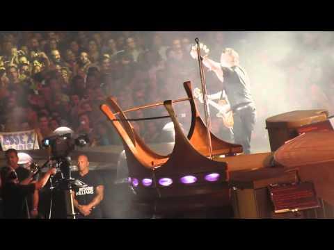 ROBBIE WILLIAMS Candy & Hot Fudge/Rudebox & Rock Dj (HD) TTCST San Siro Milan 31/07/2013