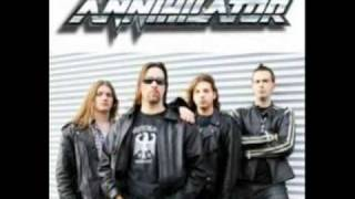 Annihilator - Hell bent för leather - judas priest cover