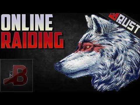 Online Raiding Friduwulf - Rust thumbnail