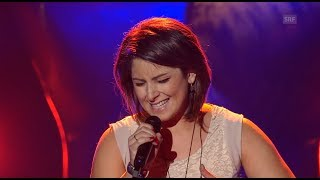 Chiara Ruggeri - Mercy On Me - Blind Audition - The Voice of Switzerland 2014