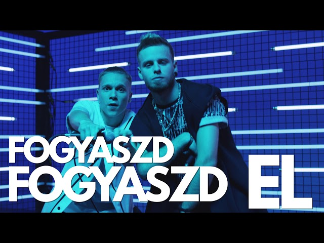 USNK FogyaszdEl - Lyric video