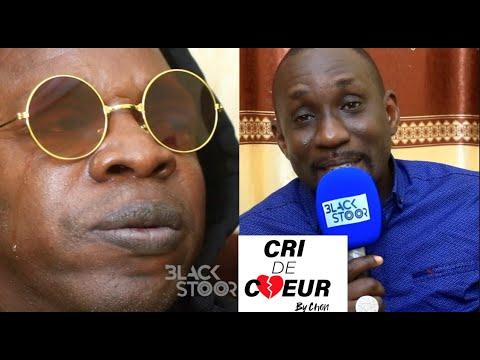 CRI DE COEUR By Chon Reçoit Demba Ba Artiste Comédien