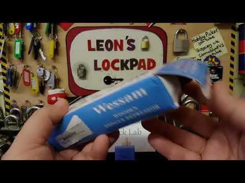 Взлом двери без повреждений (отмычки) ABUS   Lock picking.Abus 65/30 spp