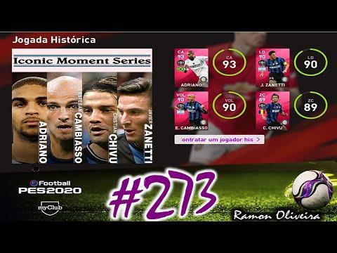 UPANDO KAMARA DESTAQUE + GAMEPLAY! ZAGUEIRO BUGADO!!! #PES2020 #MYCLUB #298 !!! from YouTube · Duration:  20 minutes 8 seconds