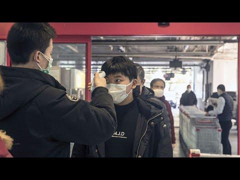 China Changes the Way It Diagnoses Coronavirus