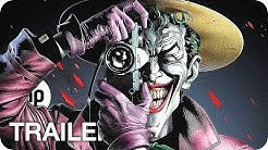 BATMAN: THE KILLING JOKE Trailer German Deutsch (2016)
