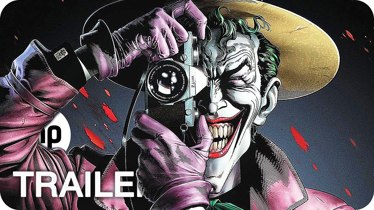Batman The Killing Joke German Stream