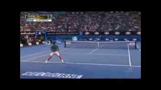 Roger Federer Vs Andy Murray Australian Open 2014 || Full Match ||