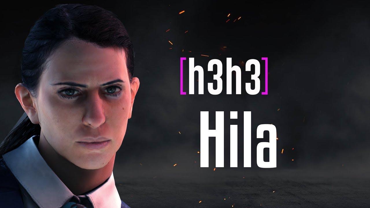 Payday 2 H3h3 Hila Character Showcase
