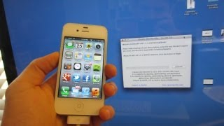 Untethered iOS 5.1.1 Jailbreak for ALL DEVICES w/ Absinthe 2.0