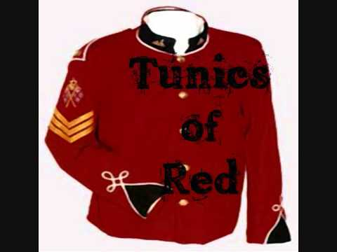 Tunics of Red ( Boer War song , wip)