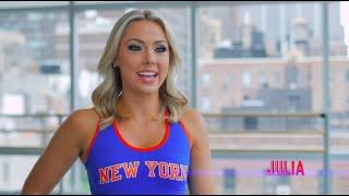 Knicks City Dancers Profile: Julia