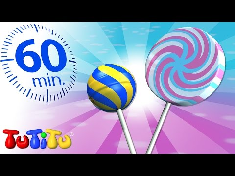 TuTiTu Specials | Lollipops | And Other Popular Toys For Children | 1 HOUR Special