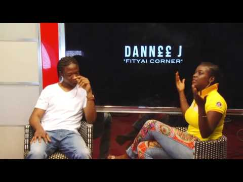 Dannee J and Shine (BRA) on Salone Talent with Phebe Swill