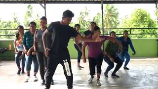 Wes Theme Song Dance Class Choreography | Let's Dance with Nishal Beginners