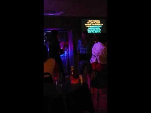 Bachelorette Karaoke for Ang! Video1of3