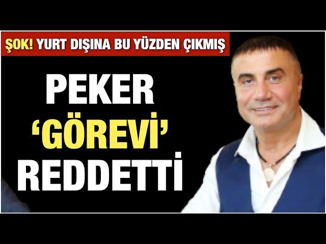 PEKER'E NE YAPTIRMAK İSTEDİLER? REDDETTİ, İFŞA ETTİ  /PERDE ARKASI