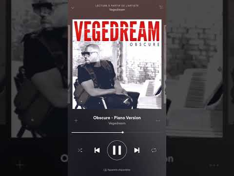 Vegedream Obscure