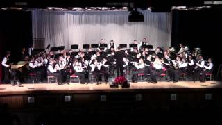 Grand Blanc Symphonic Band - The Light Eternal 2012