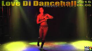 Love Di Dancehall meets CAT FUCK ~ DANCEHALL GIRL AMI