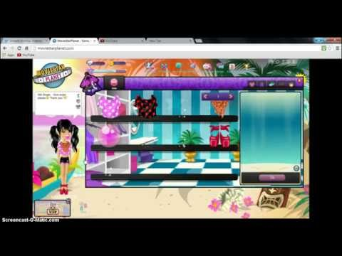 How To Get FREE Clothes On Moviestarplanet (2014)