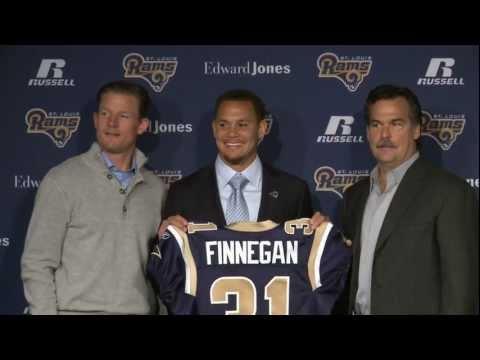 CB Cortland Finnegan Press Conference