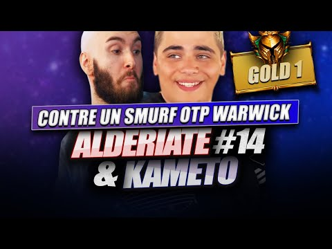 Vidéo d'Alderiate : [FR] ALDERIATE & KAMETO - JAX VS WARWICK - PATCH 9.14 - D'HUMEUR A JAXER