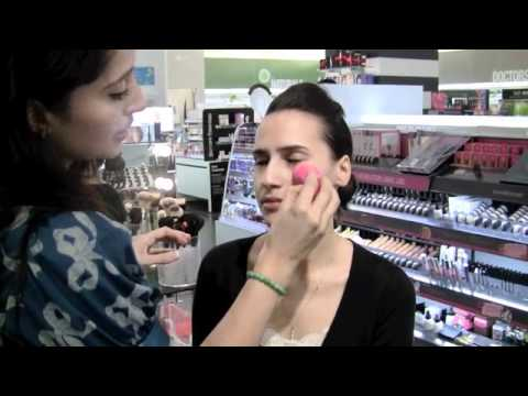 Latina Blogger: Beyonce's Makeup Artist