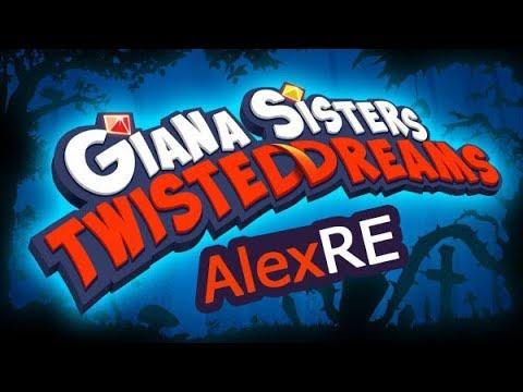Giana Sisters: Twisted Dreams | 6s. | Теперь ещё и призраки...