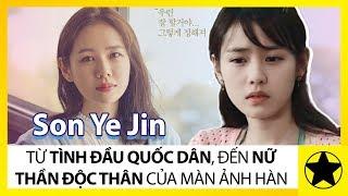 Son Ye Jin - Từ Tình Đầu Quốc Dân, Đến Nữ Thần Độc Thân Của Màn Ảnh Hàn