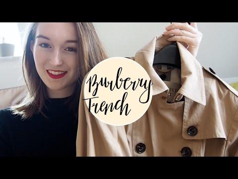 Mein neuer Burberry Trenchcoat | Kauferfahrung