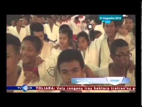 VAOVAO PARITRA  31  AOGOSITRA 2015 BY TV PLUS MADAGASCAR