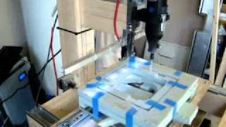 Home Made Cnc With Hardware Store Parts