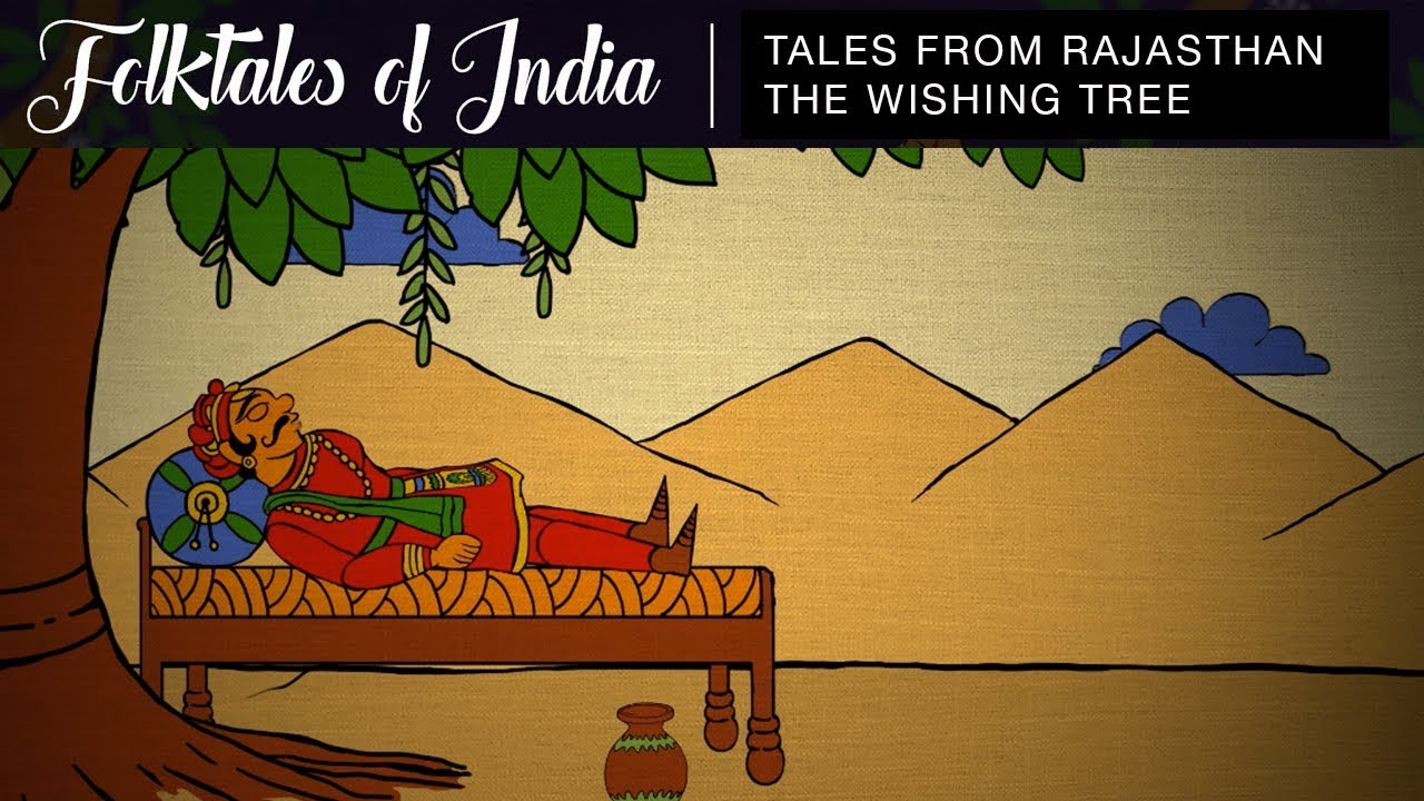 Download Folktales of India - Tales from Rajasthan - The Wishing Tree