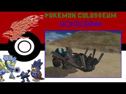 Pokemon Colosseum--Part 16--Hiccups