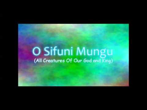 O Sifuni Mungu, 2 Soprano