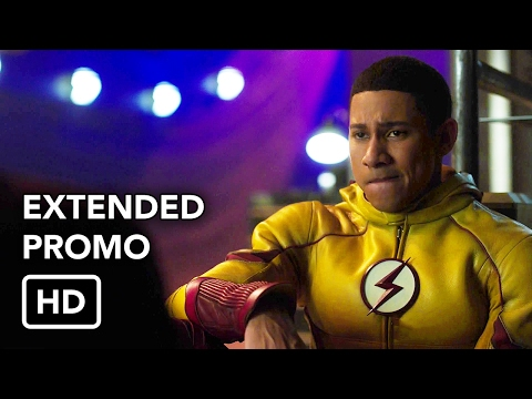 The Flash 3x12 Extended Promo