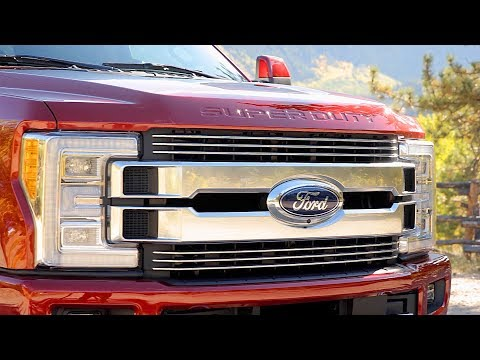 2018 Ford F-250 Super Duty Limited 4x4