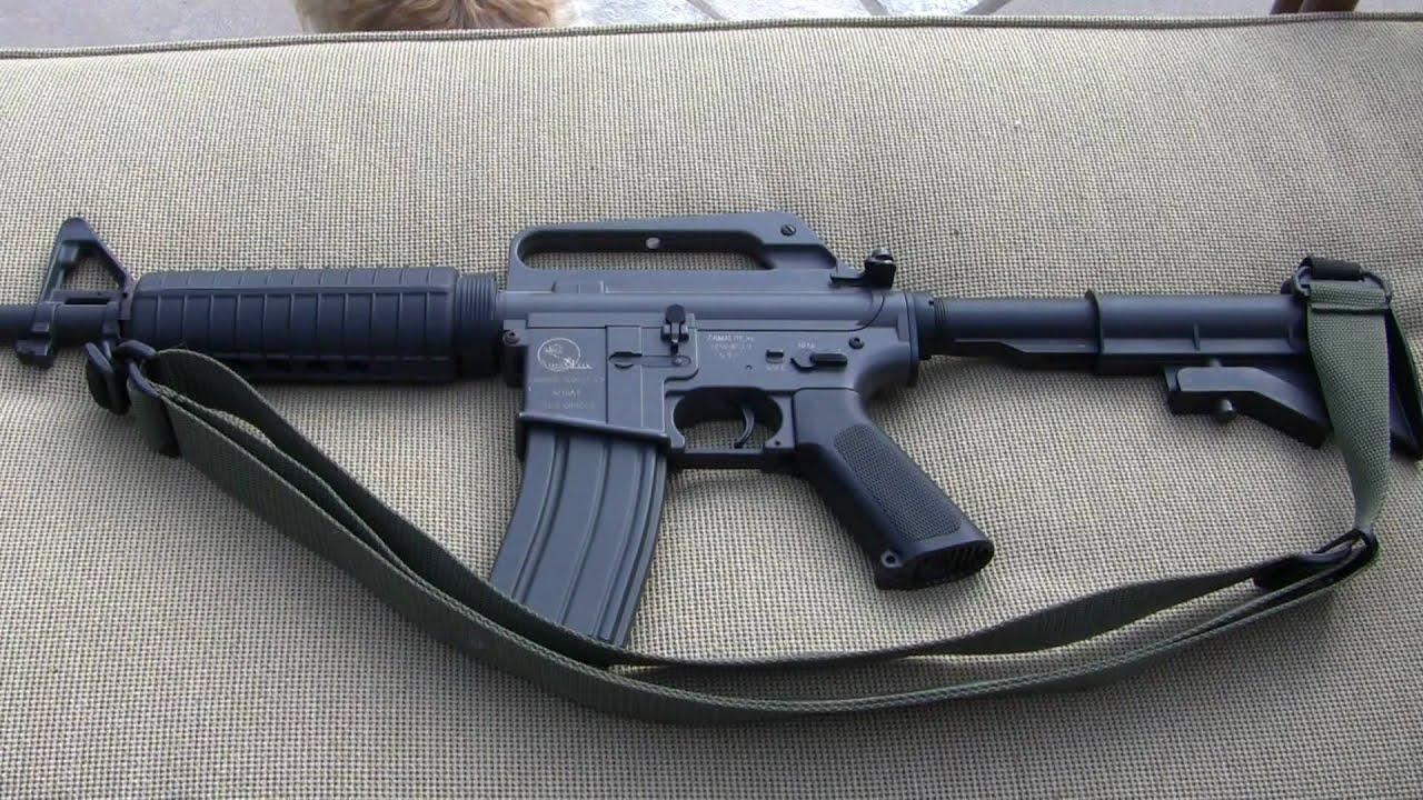 ASG Armalite ARMS S.I.R. M15 Sportline Assault AEG Airsoft Gun by: ASG