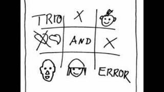 Trio - drei mann im doppelbett