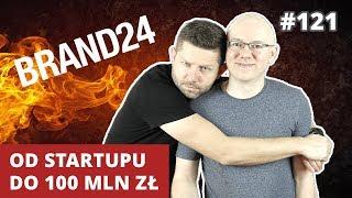 Od STARTUPU do 100 MILIONÓW ZŁ - Michał Sadowski z BRAND24 - WNOP #121