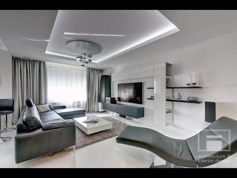 Игра с отражениями. Дизайн квартиры в Минске 100м2 от I-PROJECT.BY
